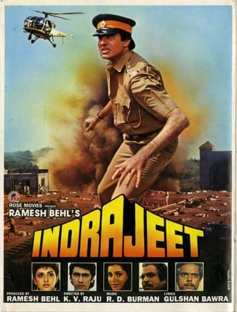 Poster of Indrajeet