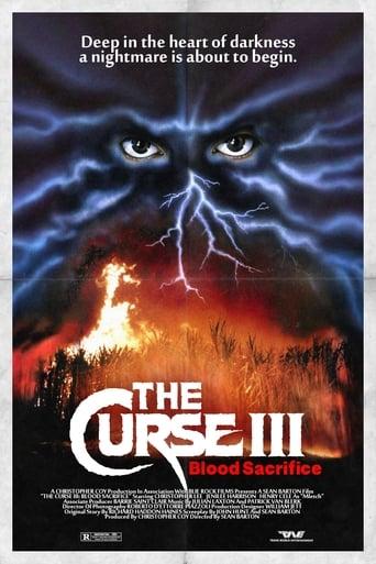 Poster of Curse III: Blood Sacrifice