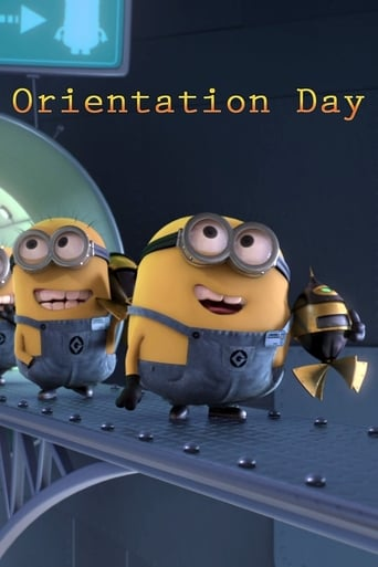 Poster of Minions: Orientation Day