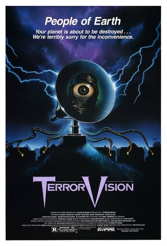 Poster of TerrorVision