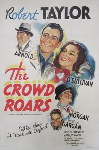 Poster of The Crowd Roars
