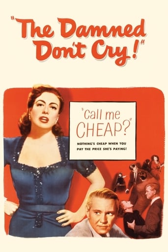 Poster of The Damned Don't Cry