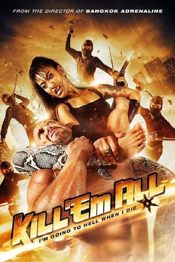 Kill 'em All (2012) - poster