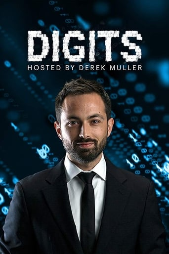 Poster of Digits: Guardians of the Web