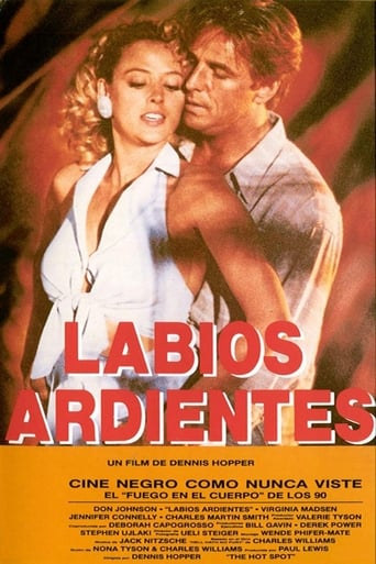 Poster of Labios ardientes