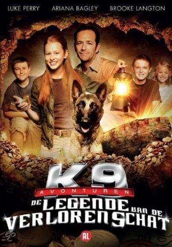 Poster of K9 Adventures: Legende Van De Verloren Schat