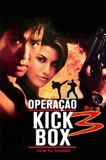 Operação Kickbox 3: Sem Retorno - Poster