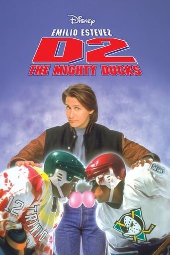Poster of D2: The Mighty Ducks
