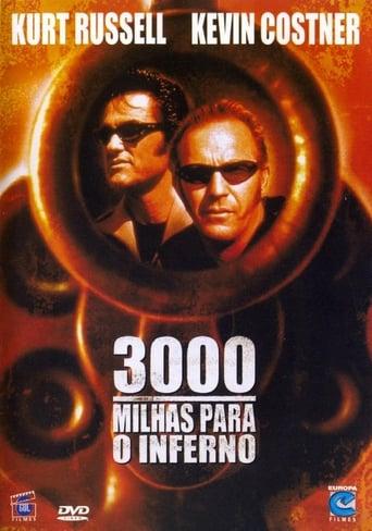 3000 Milhas para o Inferno - Poster