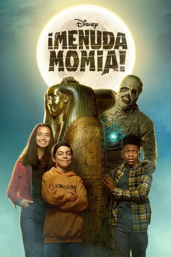 ¡Menuda momia!