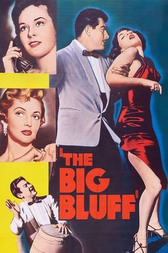 Poster of The Big Bluff