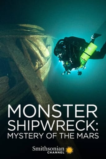 Monster Shipwreck: Mystery of the Mars