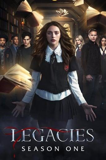 Legacies 1ª Temporada - Poster