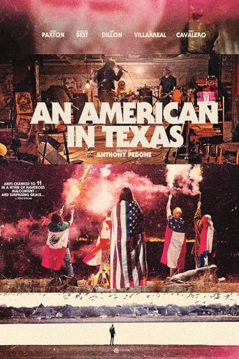 Poster of An American in Texas