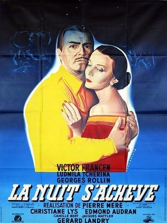 Poster of La nuit s'achève