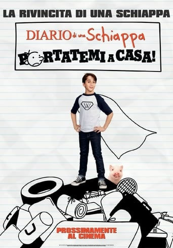 Cartoni animati Diario di una schiappa - Portatemi a casa - Diary of a Wimpy Kid: The Long Haul