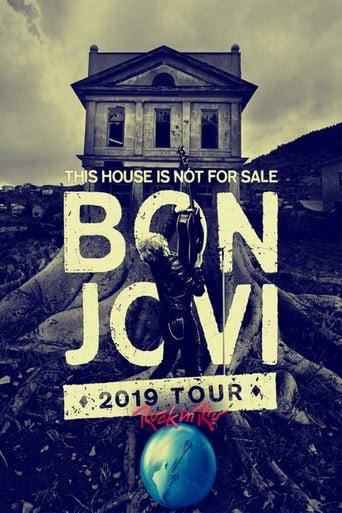 Bon Jovi Rock In Rio 2019 - Poster
