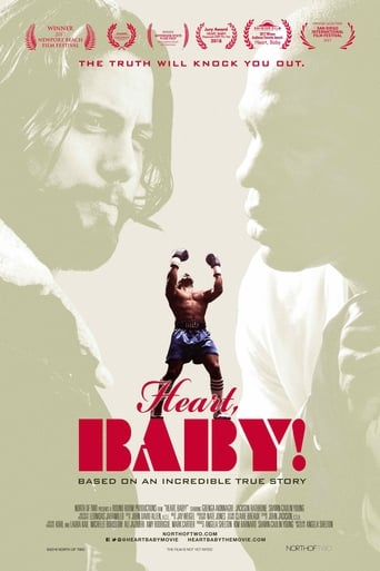 Poster of Heart, Baby!