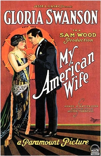 Poster of My American Wife