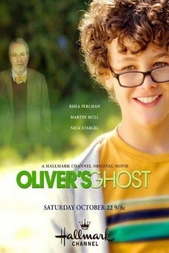 Poster of Oliver's Ghost