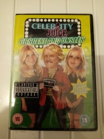 Poster of Celebrity Juice: Obscene and Unseen