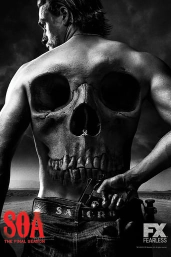 Anarchijos vaikai / Sons of Anarchy (2014) 7 Sezonas