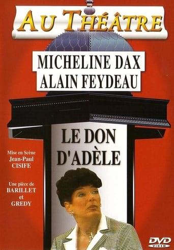Poster of Le don d'Adèle