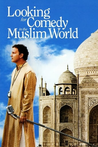 Poster of Looking for Comedy in the Muslim World