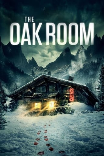 The Oak Room Poster