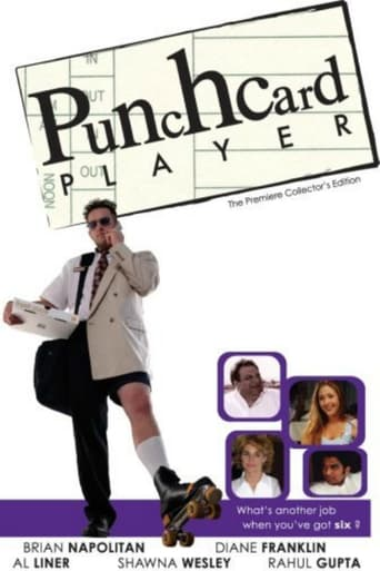 Poster of Punchcard Player