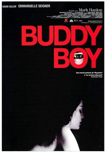 Buddy Boy poster