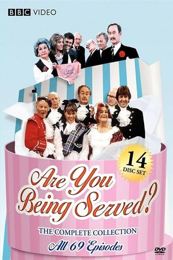 poster of Are You Being Served?