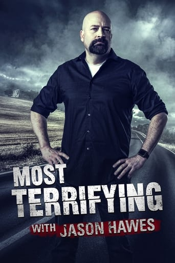 Most Terrifying With Jason Hawes