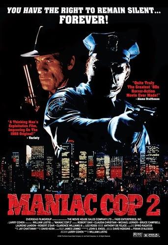 Poster of Maniac cop - Il poliziotto maniaco