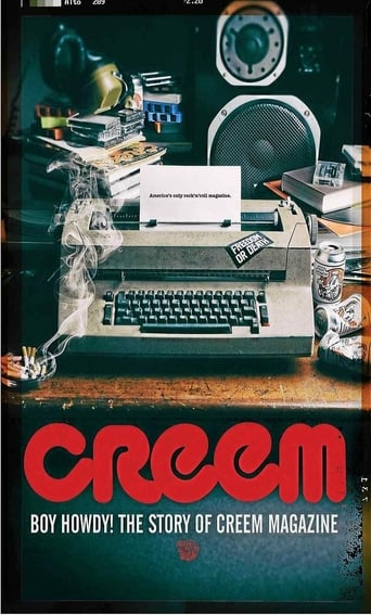 Poster of Boy Howdy! The Story of CREEM Magazine