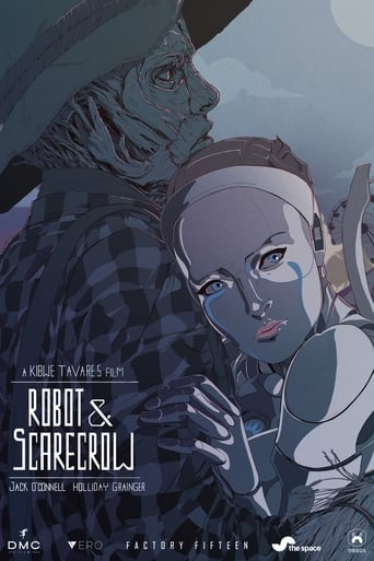 Poster of Robot & Scarecrow