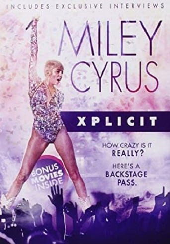 Poster of Miley Cyrus: Xplicit