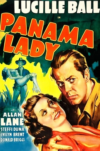 Poster of Panama Lady