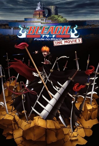 Poster of Bleach the Movie: Fade to Black