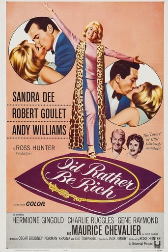 Poster of I'd Rather Be Rich