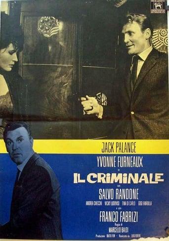 Poster of Il Criminale