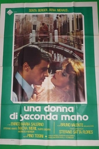 Poster of Una donna di seconda mano