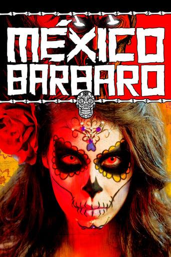 Poster of Barbarous Mexico