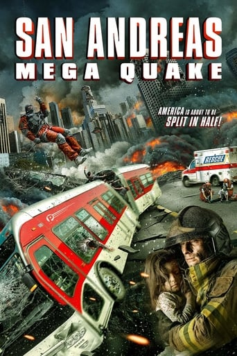 San Andreas Mega Quake Poster