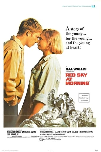 Poster of Red Sky at Morning