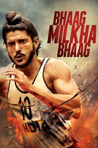Poster of Bhaag Milkha Bhaag