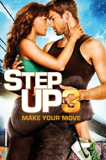 Poster of Step Up 3D