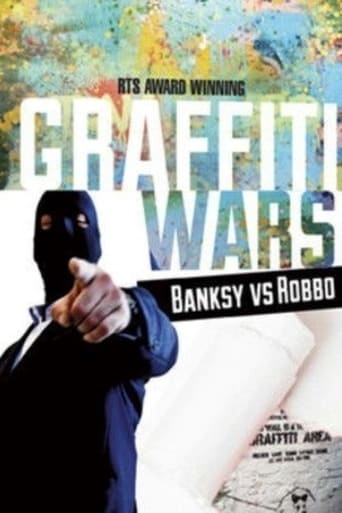 Poster of Graffiti Wars