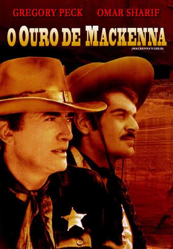 O Ouro de Mackenna - Poster