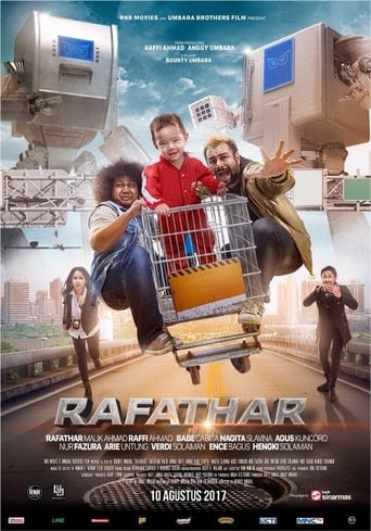 Poster of Rafathar